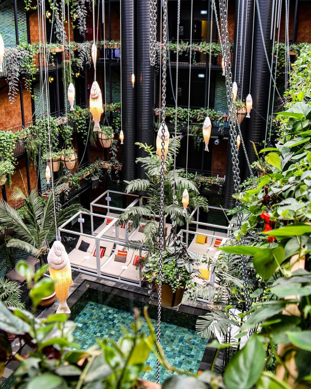 #tbt to coming across a jungle oasis at the @guldsmedenho...