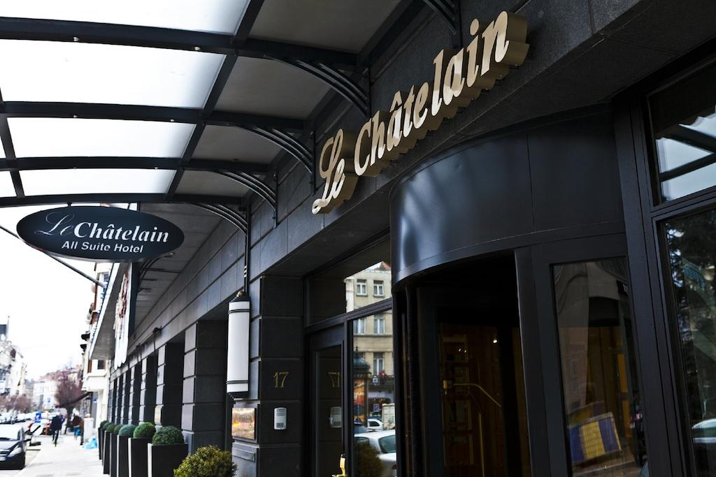 Le Châtelain Brussels Hotel