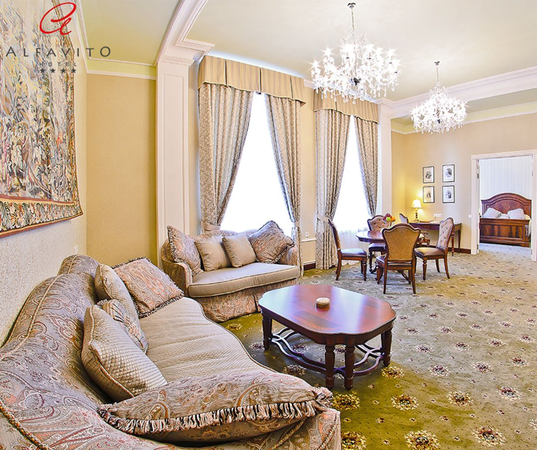 Our Executive Suite is a perfect choice for those who val...