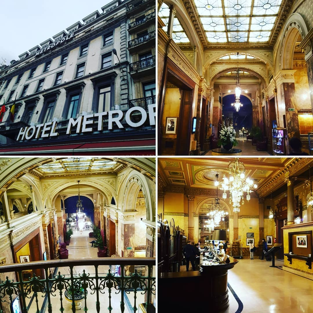 Hotel Metropole, Brüssel. I have had a very nice stay her...