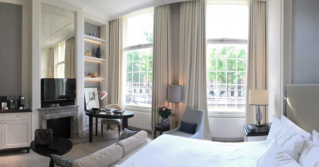 Waldorf Astoria Amsterdam room