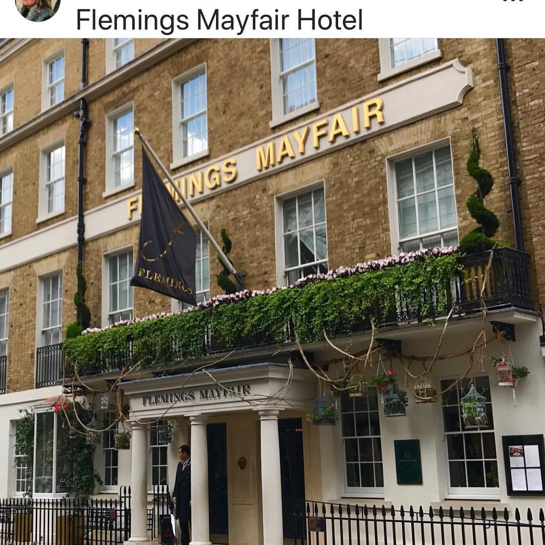 Flemings Mayfair hotel london