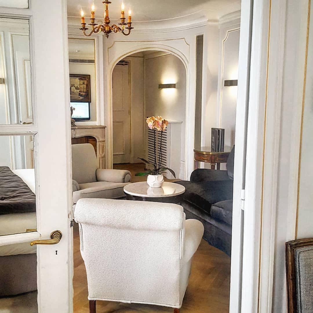 Luxury and french elegance at the Hôtel Lancaster