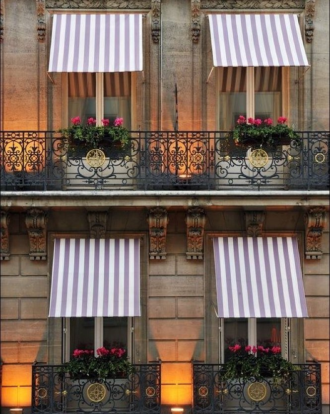 The Hotel Lancaster Paris -- Some of my favorite design i...