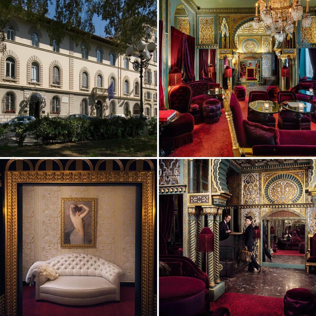 Maison Souquet Hotel in Paris <br /> Considered to be the...