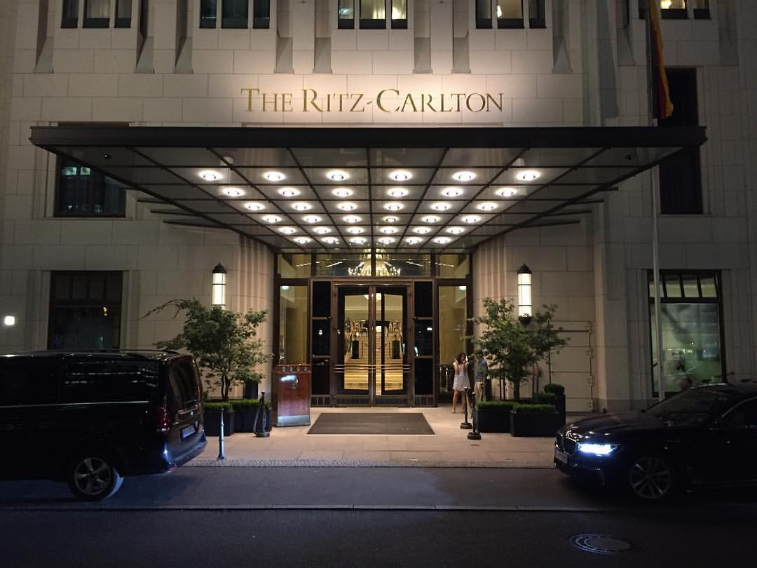 Ritz-Carlton Berlin hotel