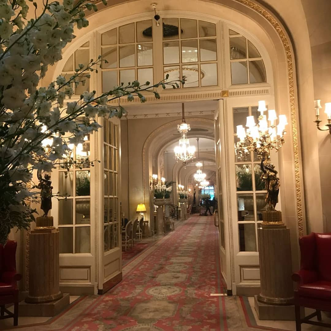 The ritz London thx