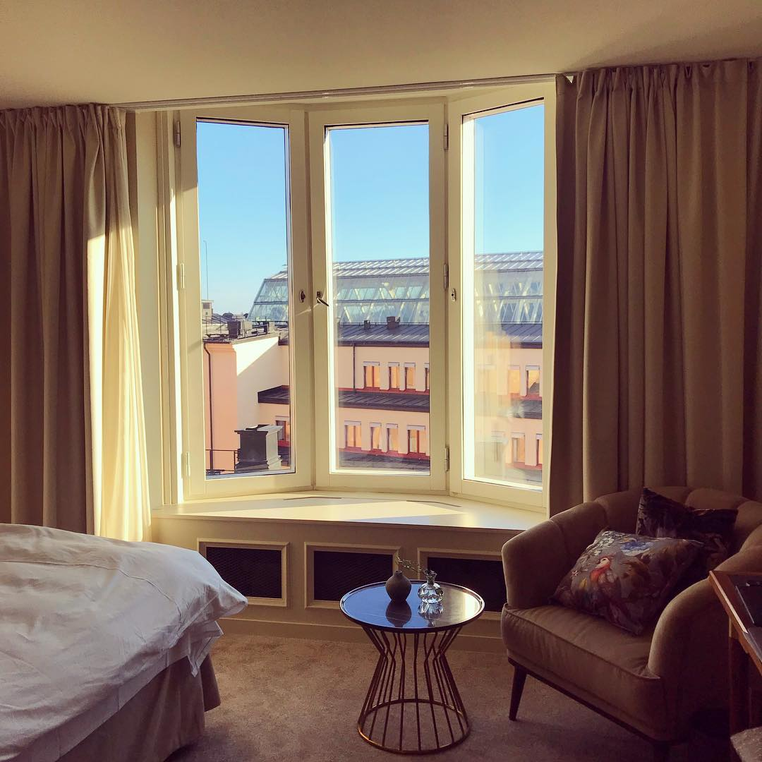 #stockholm #bankhotelstockholm #roomwithaview #slh #kurzt...