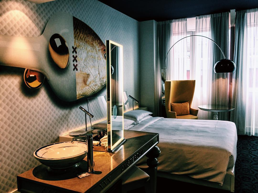 Loved our stay at Andaz Amsterdam