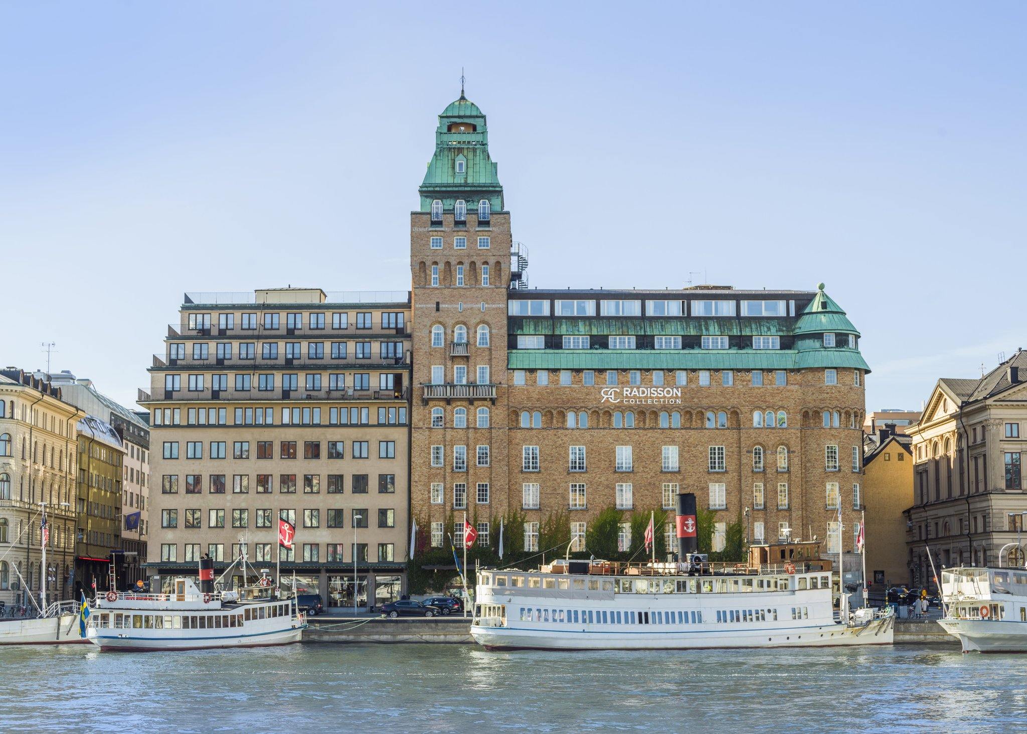 Radisson Collection Hotel, Strand Stockholm