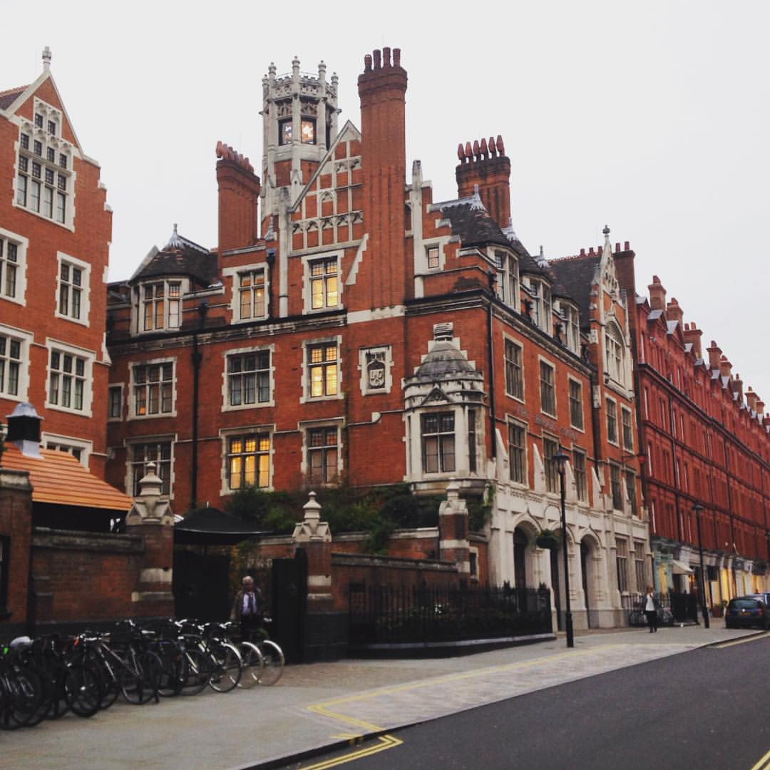 Chiltern Firehouse hotel london