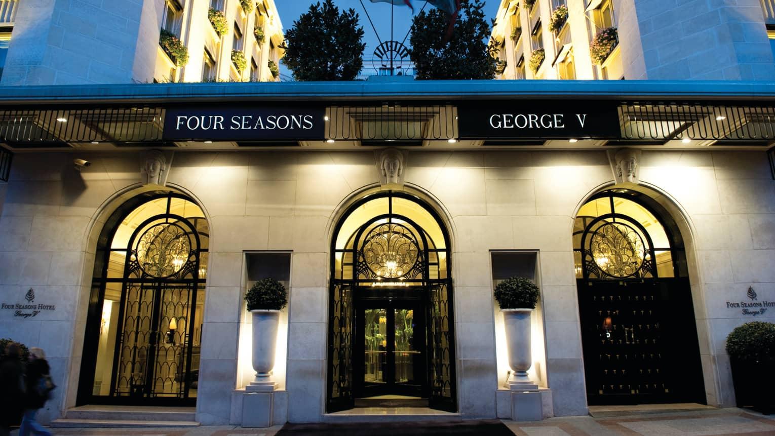 Four Seasons Hotel George V Paris