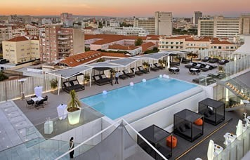 Epic Sana Lisboa Hotel - Contemporary Hotel with Free Wi-...